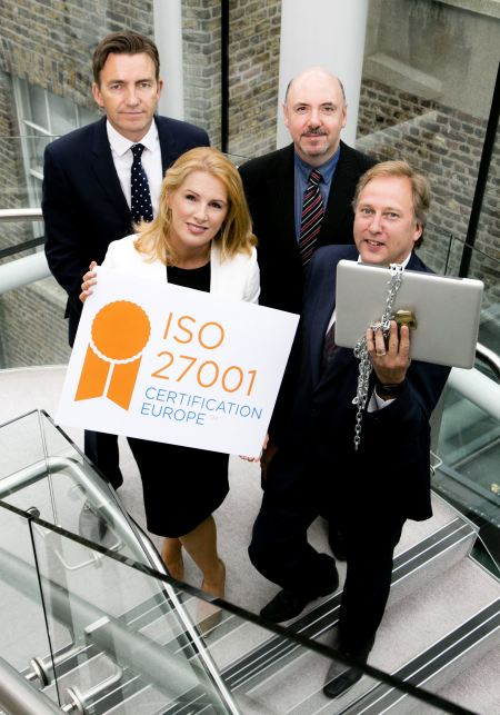 ByrneWallace has become the first large Irish law firm with ISO 27001 information security certification