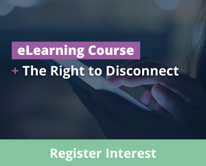 The Right to Disconnect Online Training
