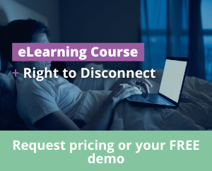 Right to Disconnect Online Training