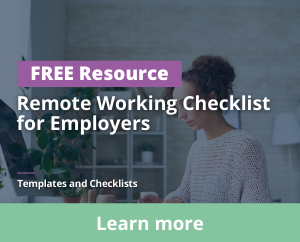 Remote Working Checklist for Employers