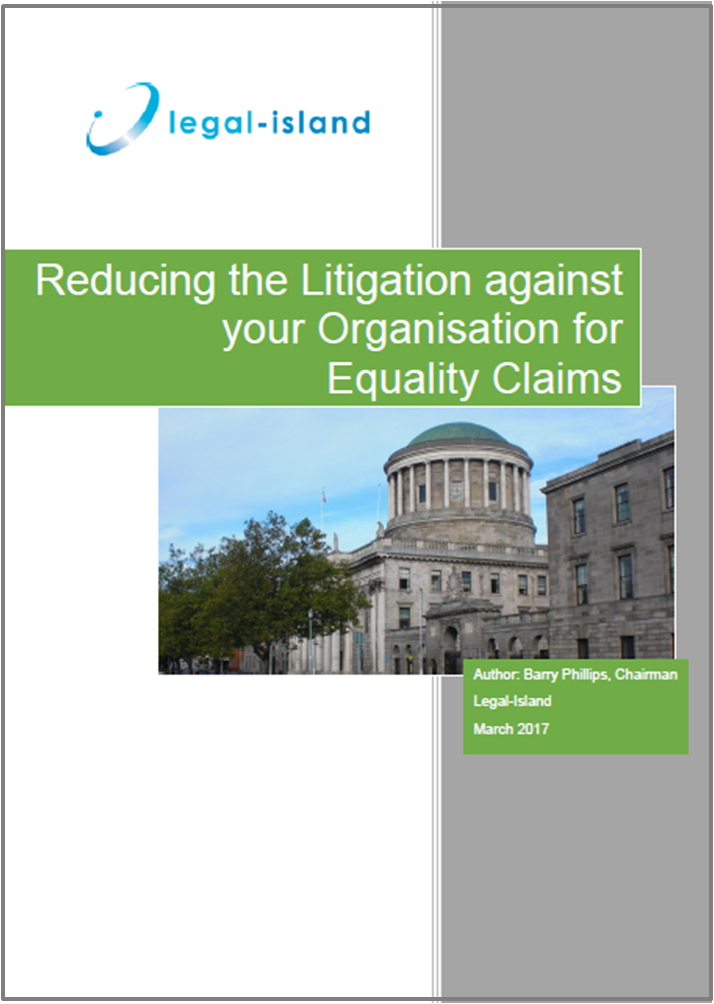 Reducing the Risks of Litigation against your Organisation for Equality Claims