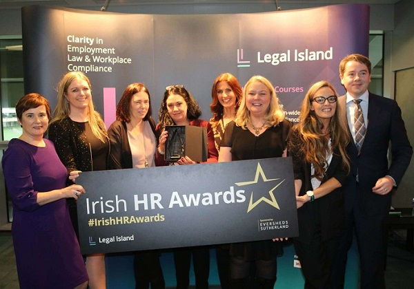 Best HR Team - Winner - HSE