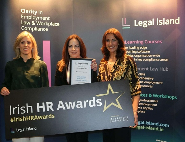 Best Leadership in HR-Lynsey Perdisatt -Health Products Regulatory Authority