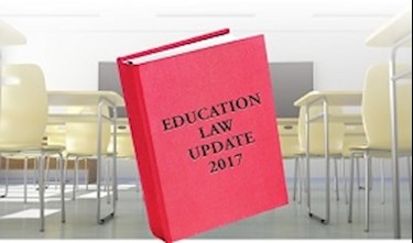 Education Law Update 2017