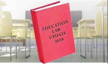 Education Law Update 2018
