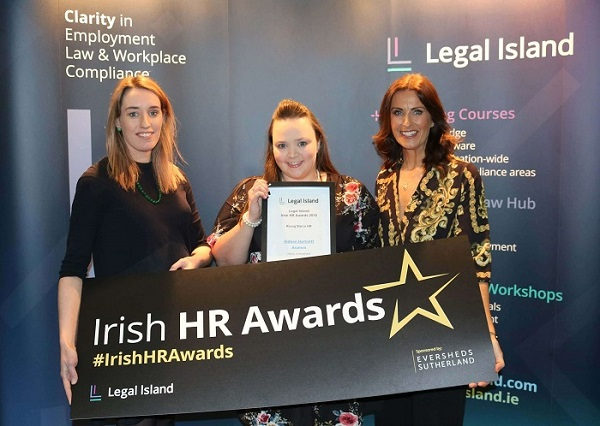Rising Star in HR-Highly Commended-Aideen Hartnett- Aramex
